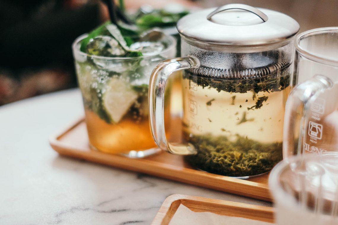 trà ủ lạnh